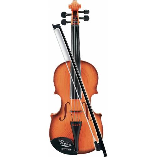 Bontempi Saiten »Geige im Holzdesign«