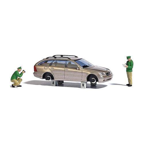 Busch Modelleisenbahn-Set »A-Set: Radlos H0«