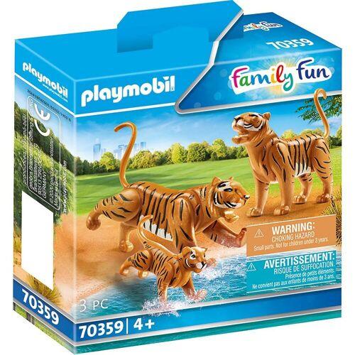 Playmobil Spielfigur »70359 2 Tiger mit Baby«