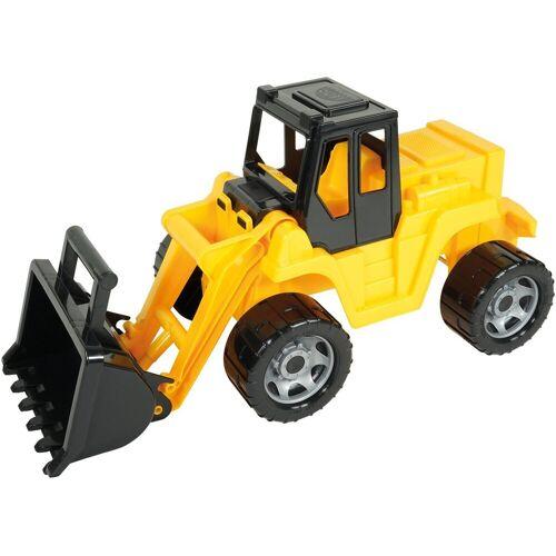 Lena® Spielzeug-Radlader »Giga Trucks, Aufsitz-Schaufellader«