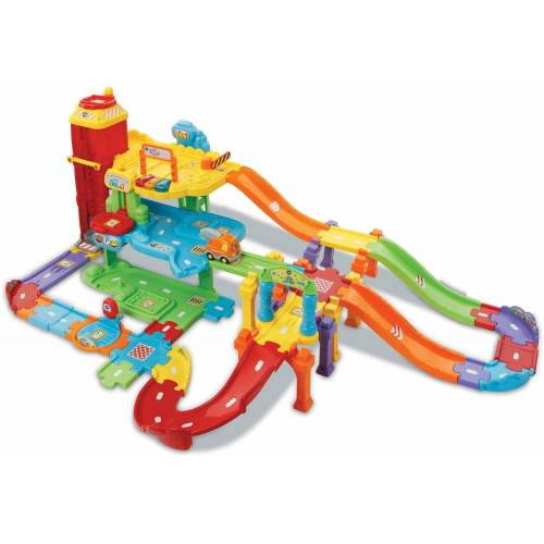 Vtech® Spiel-Parkgarage »Tut Tut Baby Flitzer, Parkgarage Deluxe«, bunt