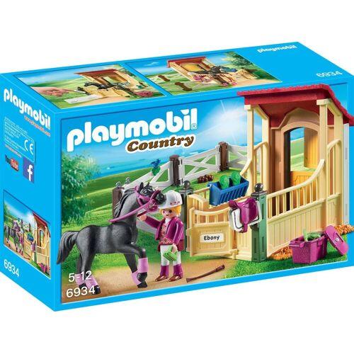 Playmobil Konstruktions-Spielset »Pferdebox Araber (6934), Country«, Made in Germany