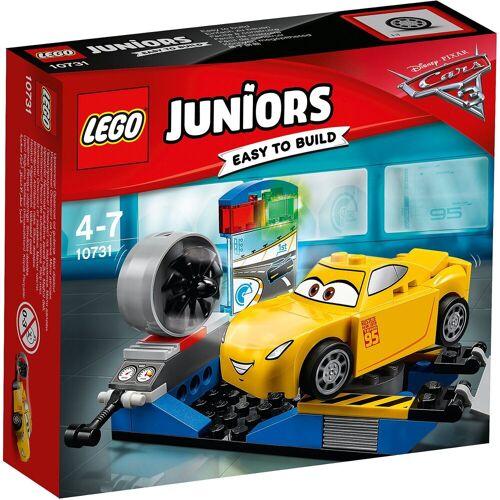 Lego 10731 Juniors: CARS Cruz Ramirez Rennsimulator