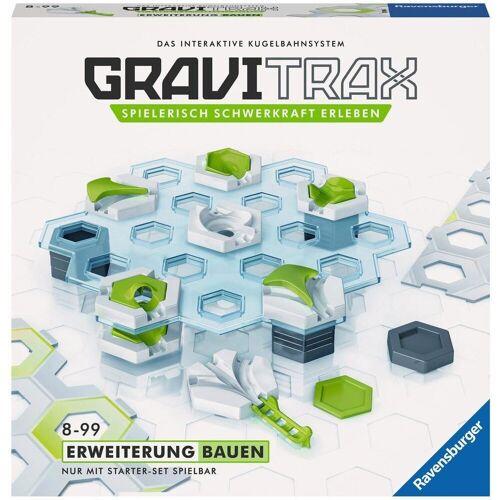 Ravensburger Kugelbahn »GraviTrax Erw. Bauen«, (Set)