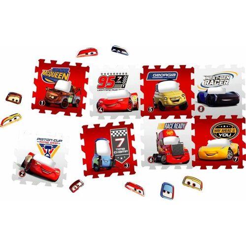Knorrtoys® Puzzle »Disney/Pixar Cars«, 16 Puzzleteile