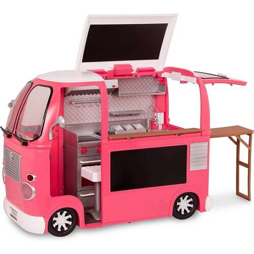 Our Generation Puppen Accessoires-Set »Foodtruck mit Zubehör«