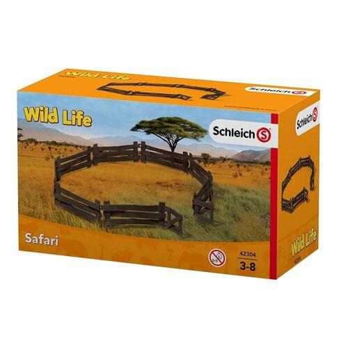 Schleich® Spielfigur »Schleich 42304 - Wild Life - Zaunanlage / Gatter«