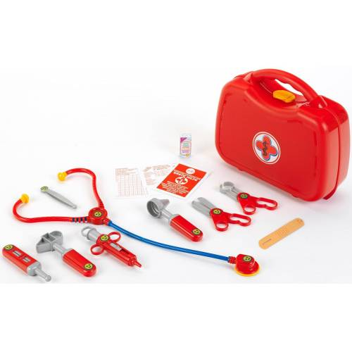 Klein Spielzeug-Arztkoffer