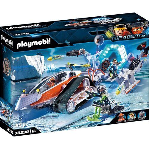 Playmobil Spielfigur »70230 Spy Team Kommandoschlitten«