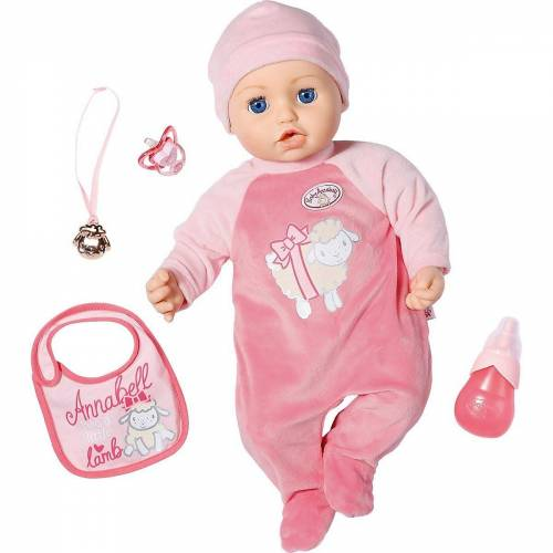 Zapf Creation® Babypuppe »Baby Annabell® 702475 Puppe Annabell 43 cm«
