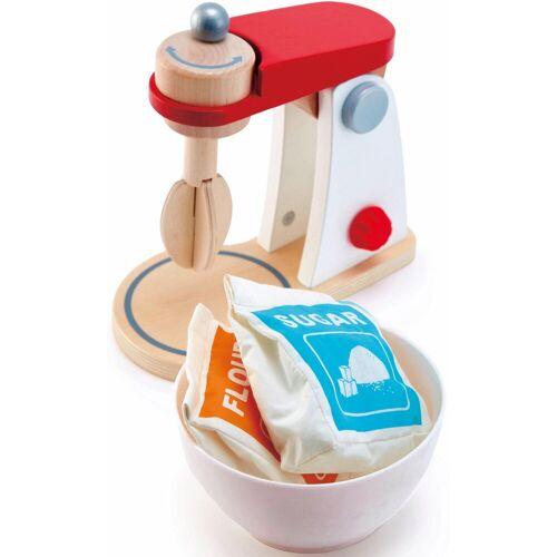 Hape Kinder-Rührgerät »Mixer & Rührer«, (Set, 4-tlg), mit beweglichen Rührarm