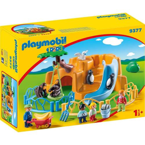 Playmobil Zoo (9377), »Playmobil 1-2-3«