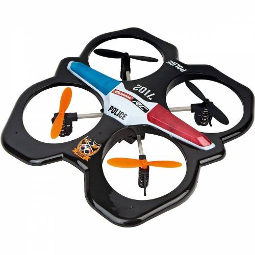 Carrera® RC-Quadrocopter »2,4GHz Quadrocopter Police«