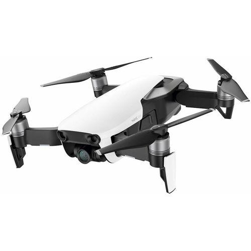 dji »Fly More« Drohne (4K Ultra HD, ultraportable und faltbare Drohne), weiß