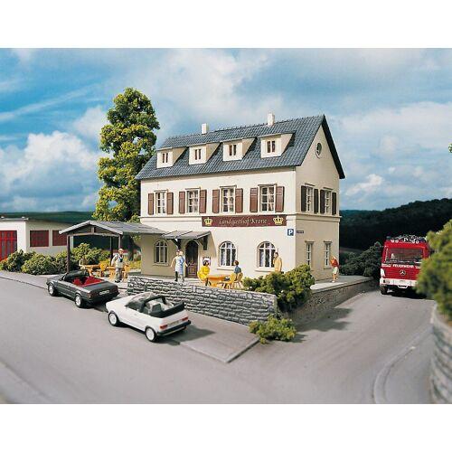 PIKO Modelleisenbahn-Set »Spur H0 Bausatz Landgasthof Krone«