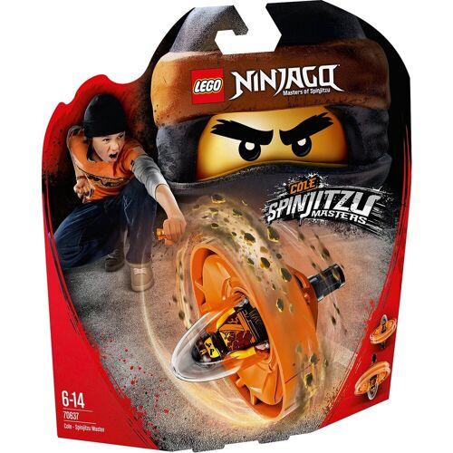 Lego 70637 Ninjago: Spinjitzu-Meister Cole