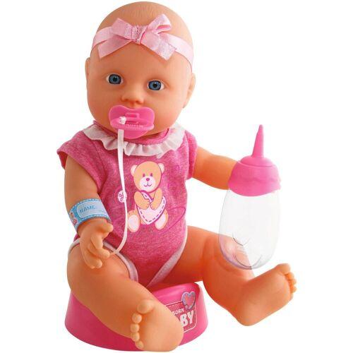 SIMBA Babypuppe »New Born Baby« (1-tlg)