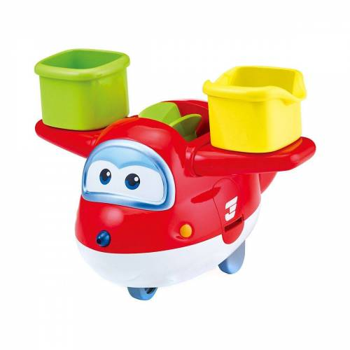 Super Wings Spielzeug-Flugzeug »Fill n' Spill Jett«