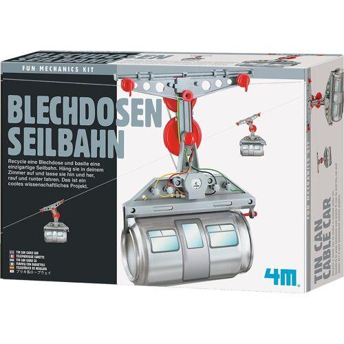 HCM KINZEL Lernspielzeug »Blechdosen Seilbahn«