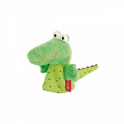 Sigikid Fingerpuppe »Fingerpuppe Krokodil (40379)«
