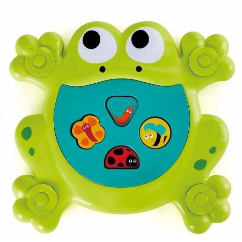 Hape »Hungriger Frosch« Badespielzeug