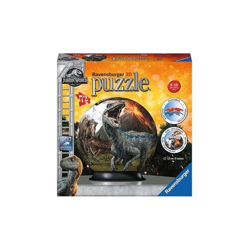 Ravensburger puzzleball® Ø13 cm, 72 Teile, Jurassic World 2