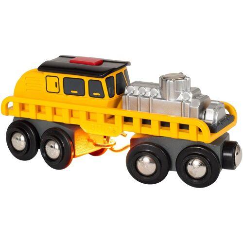 Brio Spielzeug-Eisenbahn »WORLD Schienenreparatur-Fahrzeug«, für Spielzeugeisenbahn