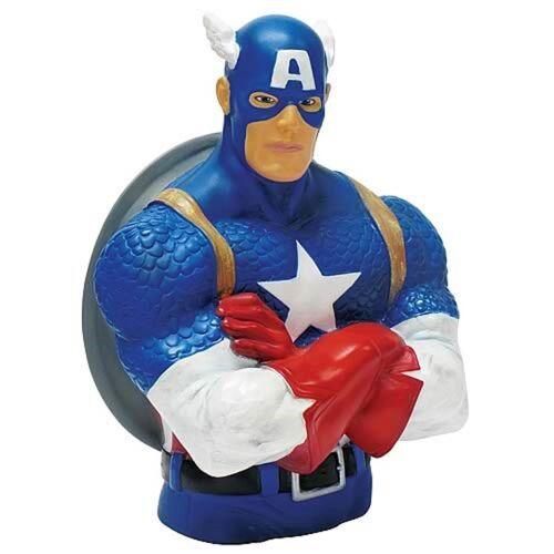 MARVEL Spardose »Captain America Bust Bank (Spardose) Neu«