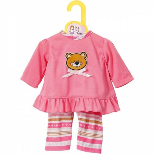 Zapf Creation® Puppenkleidung »Dolly Moda Puppenkleidung Pyjama 38-46 cm«