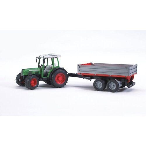 Bruder® Spielzeug-Traktor »Fendt 209 S mit Bordwandanhänger«