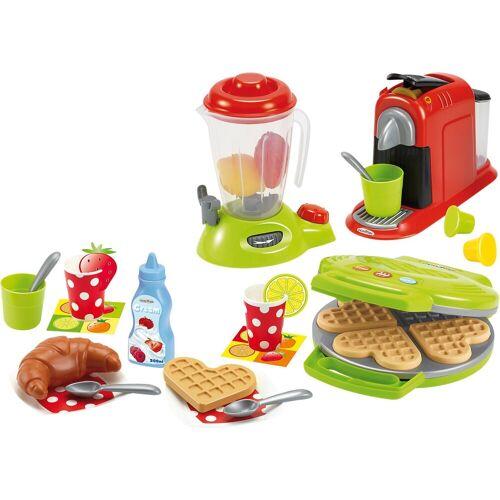 Ecoiffier Spielgeschirr »Frühstücks-Set mit Waffeleisen für die Spielküche«