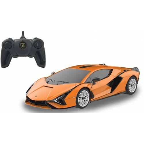 Jamara RC-Auto »Lamborghini Sián 1:24, orange - 2,4 GHz«