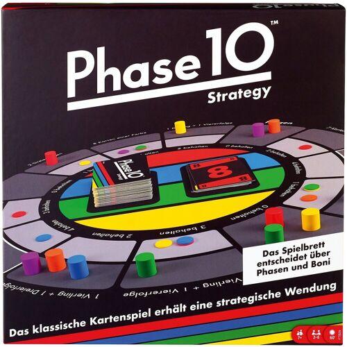 Mattel Games Phase 10 Strategy Brettspiel