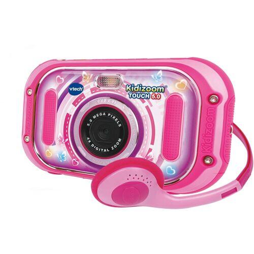 Vtech® »Kidizoom Touch 5.0« Kinderkamera (5 MP, mit Musik), pink