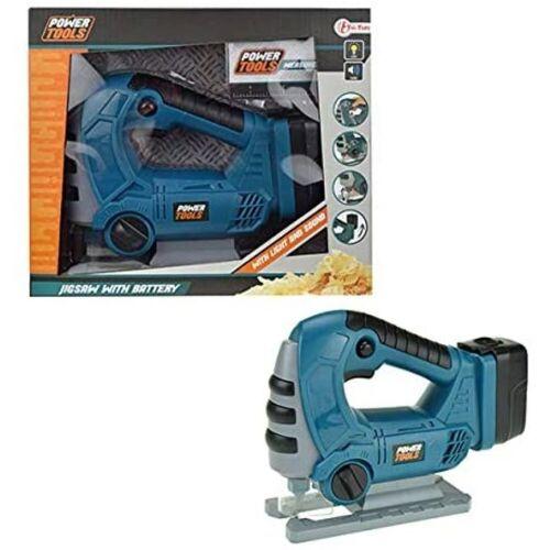LeNoSa Kinder-Säge »Toi Toys Power Tools - Stichsäge für Kinder mit Funktion«