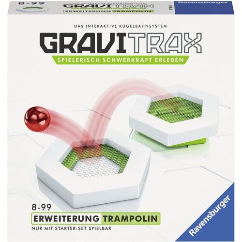 Ravensburger Kugelbahn »GraviTrax® Trampolin«, (Set, 4-tlg)