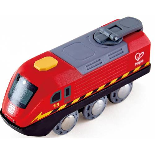 Hape Spielzeug-Eisenbahn »Zug mit Kurbelantrieb«