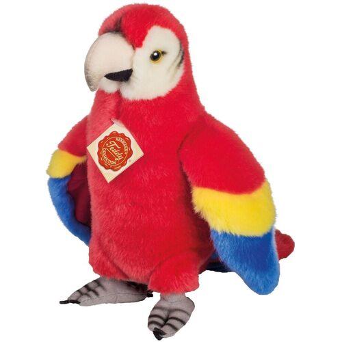 Teddy Hermann® Kuscheltier »Papagei stehend, 24 cm«