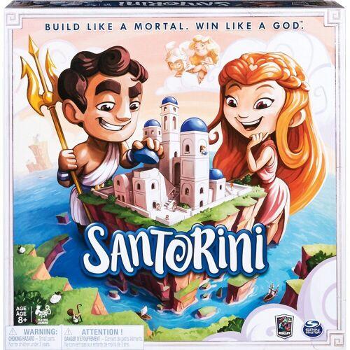 Spin Master Spiel, »Santorini - taktisches 3D-Brettspiel«