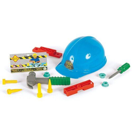 THE TOY COMPANY® Spielwerkzeug »Helm mit Werkzeug«