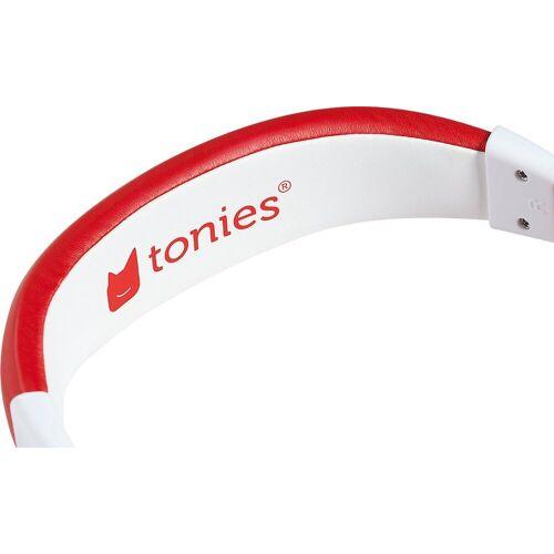 tonies »Tonie Kinderkopfhörer - Lauscher, grün« Kinder-Kopfhörer, rot