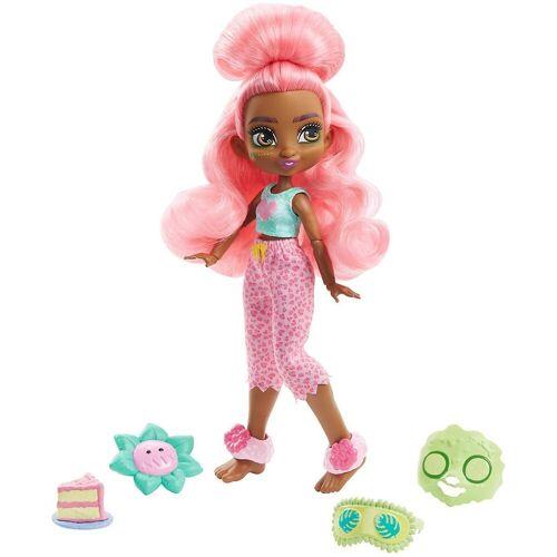 Mattel Anziehpuppe »Cave Club Pyjamapartyspaß Fernessa Puppe«