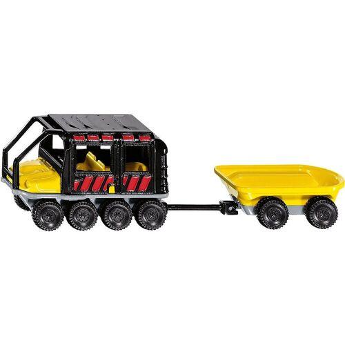 Siku Spielzeug-Auto »1679 Argo Avenger mit Anhänger o.M.«