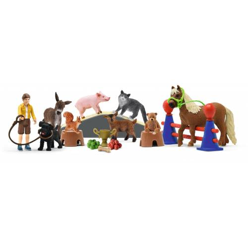Schleich® Adventskalender »Farm World, Adventskalender 2020 (98063)«