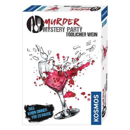 Kosmos Spiel, »Murder Mystery Party Tödlicher Wein«