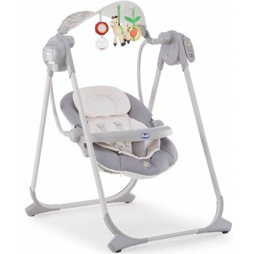 Chicco Babyschaukel »Polly Swing Up, Silver«