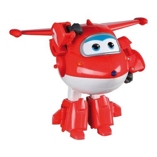 Super Wings Spielzeug-Flugzeug »Medium Transform-Flugzeug Jerome«, rot