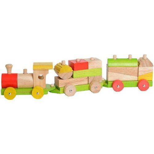 EverEarth® Spielzeug-Eisenbahn »Eisenbahn«, (Set), aus Holz