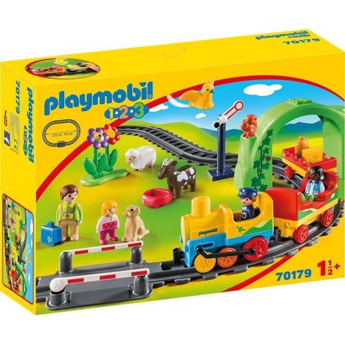 Playmobil Meine erste Eisenbahn (70179), »Playmobil 1-2-3«
