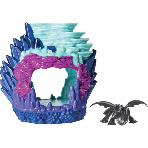 Spin Master Dragons - Ohnezahn Drachenhort